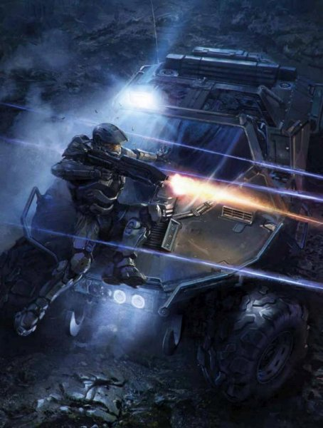 the art of halo 4 offers gorgeous halo illustrations