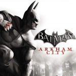Arkham City Logo 2