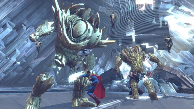 what s going on in the world of dc universe online