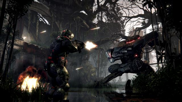 Crysis 3 Big Metal Bastard