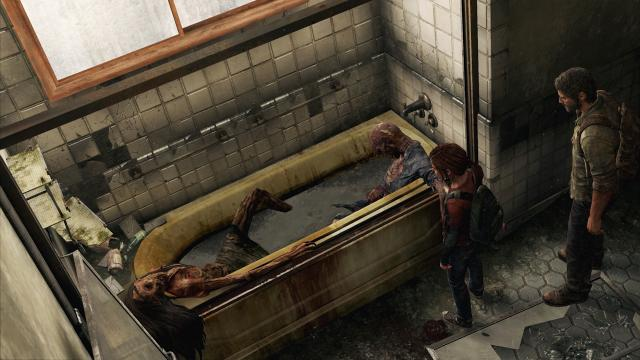 The Last of Us is never scared to show those who didn't make it...
