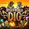 Steamworld Dig Logo
