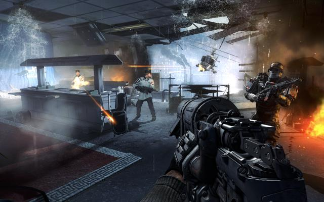 Wolfenstein_London_burning