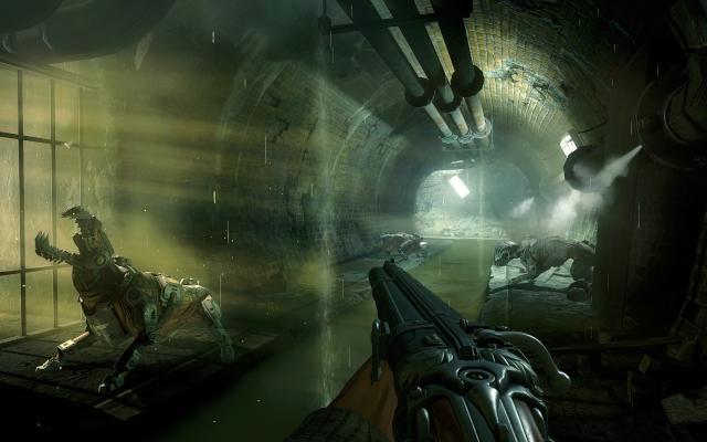 Wolfenstein_Sewers