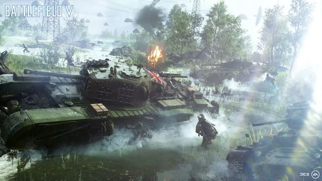 Battlefield V Review | TheGamingReview com