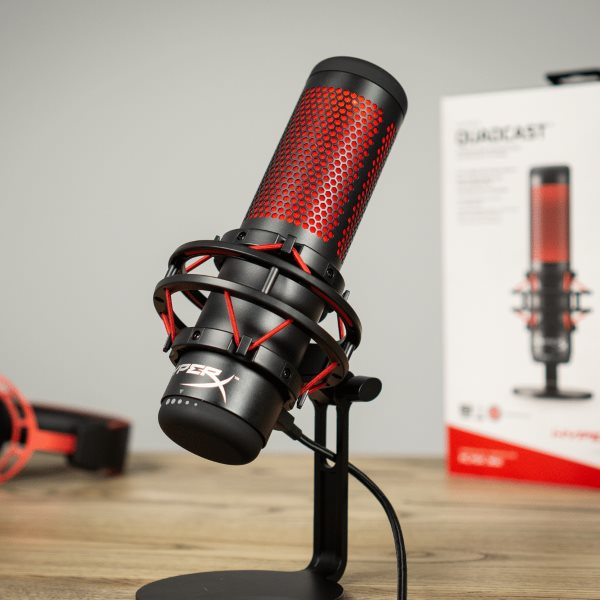 Excellent Hardware Review Hyperx Quadcast Microphone Ibusinesslaw Wood Chair Design Ideas Ibusinesslaworg
